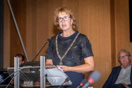 """Burgemeester van Goes Margo Mulder: ,,De veiligheid van bezoekers, standhouders en andere betrokkenen staat voor ons voorop."""""""