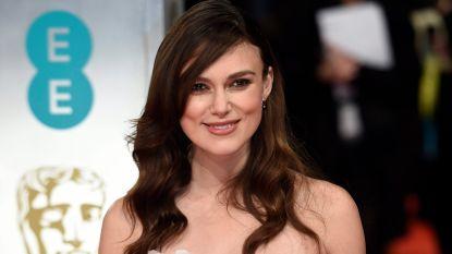 "Keira Knightley is geen fan van moderne films: ""Bijna elk meisje wordt erin verkracht"""