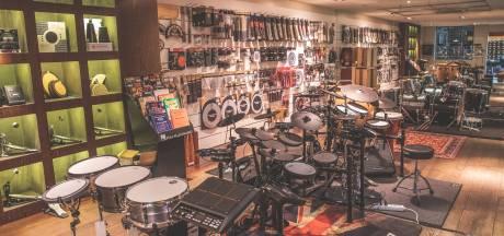 Grootste muziekwinkel van de stad opent in Ledeberg