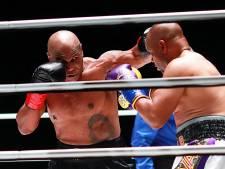 Le nul comme une victoire, Mike Tyson réussit son come-back contre Jones Jr