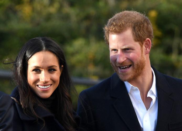 Huwelijk prins harry en meghan markle wordt live