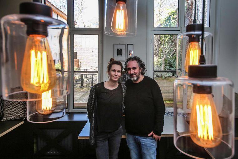 Miguel Benoit en Julie Lybeer van A.Roma beginnen eind mei met een nieuw concept.