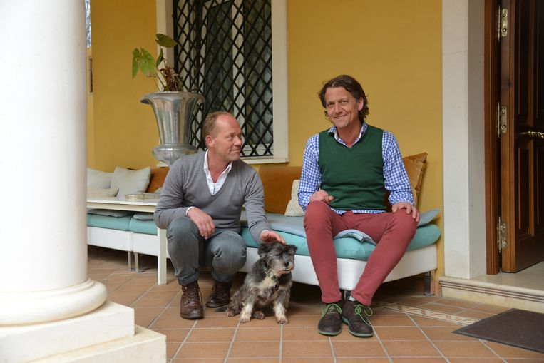 Frens Witte en Jeroen Schless Beeld A Hrastar