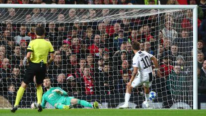 LIVE. Dybala tikt voorzet Ronaldo van dichtbij in doel