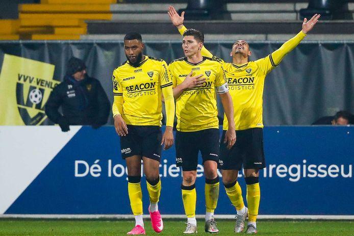 VVV Venlo - PEC Zwolle.