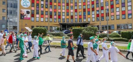 Plusieurs licenciements ont eu ou vont avoir lieu au Grand Hôpital de Charleroi