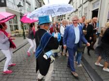 Digi-jazz in plaats van Breda Jazz: 'Het wordt een raar, stil weekend dit jaar', zegt voorzitter Bart Wouters