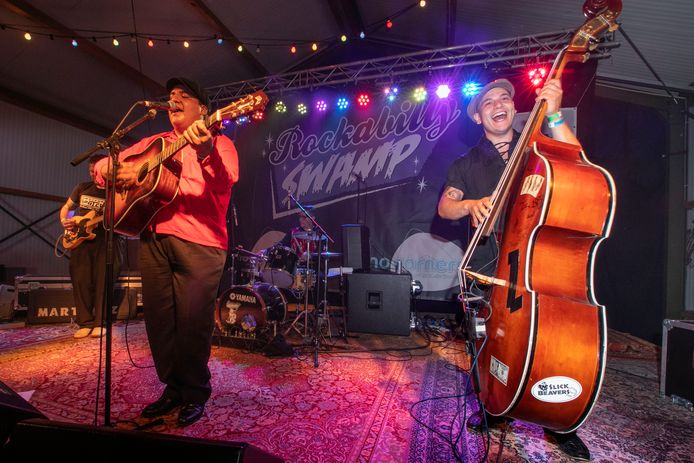 Rockabilly Swamp in De Mortel
