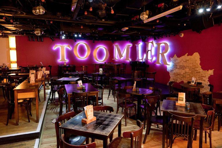 Deze zomer treden internationale comedytalenten op in Toomler. Beeld Roï Shiratski