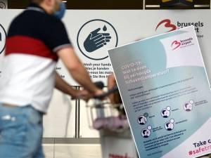 Un labo mobile à Brussels Airport