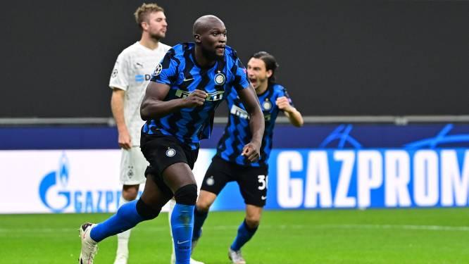 """Lukaku krijgt Mertens stilaan in het vizier met 10 CL-doelpunten, maar blijft kritisch na twee goals: """"Dit was geen goeie prestatie"""""""