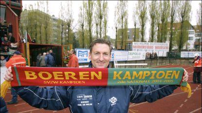 Twaalf jaar geleden werd Zulte Waregem kampioen tegen Antwerp