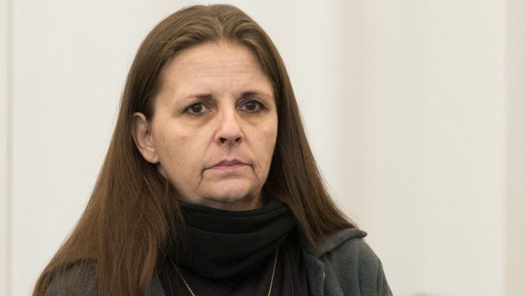 De beschuldigde Tania Schauvliege.