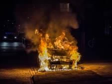 Zeventienjarige jongens opgepakt voor brandstichting Leidschendam