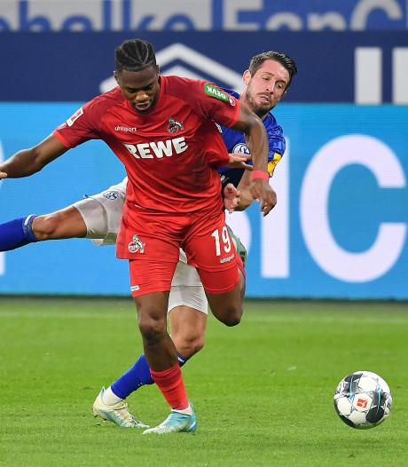 Clubblad 1. FC Köln slingert Ehizibue 'op de bon'