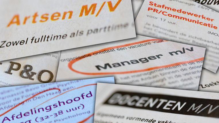 De lonen in Nederland stijgen niet snel genoeg in vergelijking met de inflatie. Beeld anp