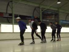 Schaatsvierdaagse op IJsbaan Twente ondanks lenteweer een succes