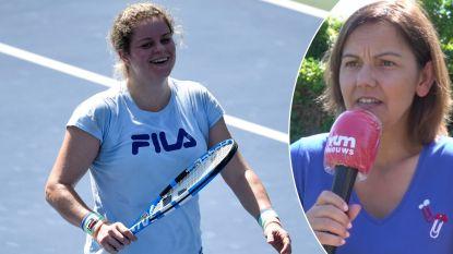 """Monami gelooft niet dat verhuis Clijsters definitief is, maar: """"Puur voor het tennis is beslissing logisch"""""""