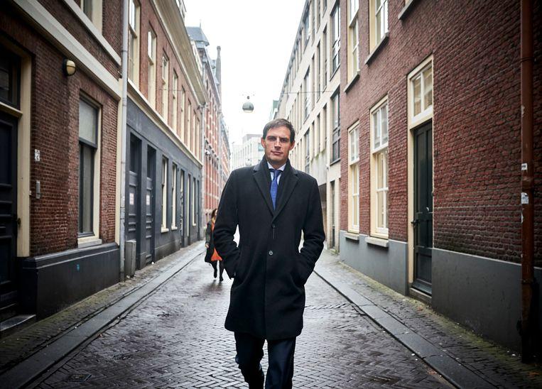 Volgens minister van financiën Wopke Hoekstra is Nederland geen belastingparadijs. Beeld Phil Nijhuis