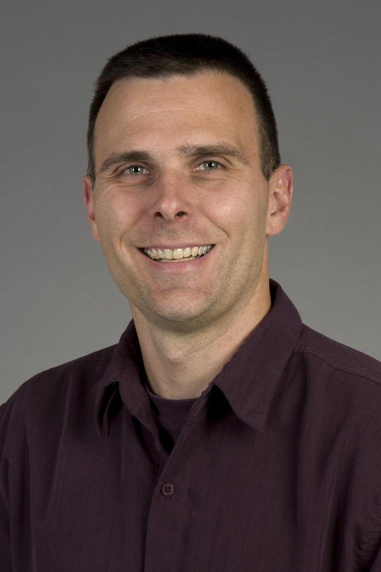 Matt Kaeberlein, verouderingsbioloog Beeld .
