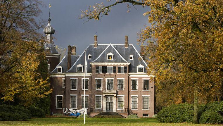 Huis Hoevelaken, behorend bij de hoofdkantoren van Bouwfonds. Beeld anp