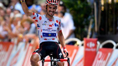 Alaphilippe profiteert van vallende Yates en daalt naar zege in eerste Pyreneeënrit Tour, Thomas blijft leider