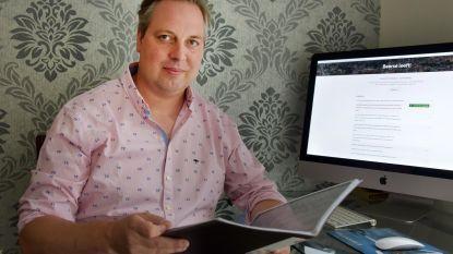 Chris bant negativisme op nieuwe website beerseleeft.be
