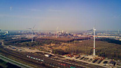 Storm wil nieuwe windturbine bouwen op terreinen ArcelorMittal