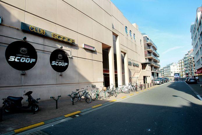Discotheek Scoop staat te koop