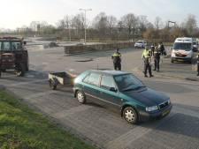 Tientallen boetes bij grote verkeerscontrole in Deventer