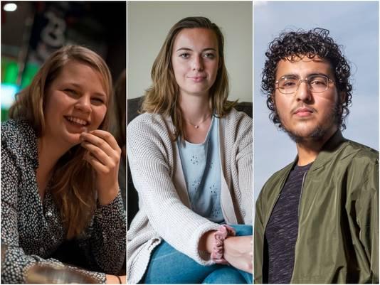Annemiek Voortman, Katie van der Woude en Ali Shah zijn onderaan dit artikel aan het woord over hun opgelopen studievertraging.