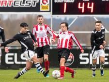 Pim Scholten verlengt contract bij Arnhemse Boys, trainingen afgelast vanwege avondklok