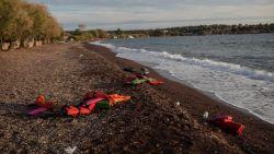 Opnieuw honderden migranten opgepikt in buurt van Griekse eilanden