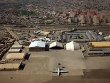 L'avion qui s'est écrasé en Afghanistan appartient à l'armée américaine