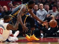Twee koplopers NBA lijden nederlaag