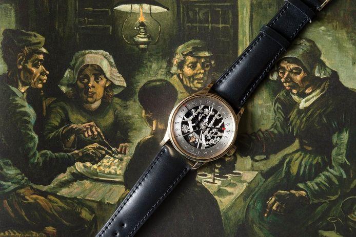Horlogemaker Willem van den Berg vertrekt uit Verwerstraat