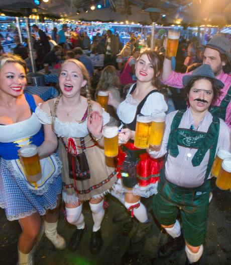 Recordaantal plekken bij Haags Oktoberfest
