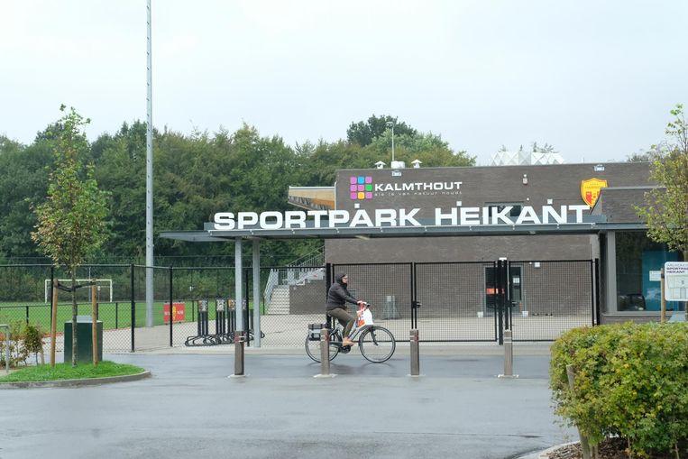 De voorbije legislatuur investeerde de meerderheid meer dan 7 miljoen euro in sportpark Heikant.
