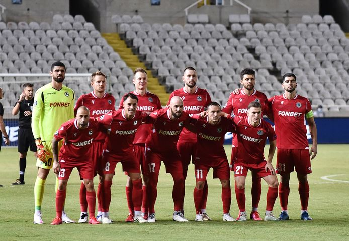 Omonoia Nicosia speelde dit seizoen al zes duels in Europees verband.