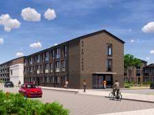 Wooncomplexen verrijzen aan Grotestraat in Waalwijk: 62 energiezuinige appartementen en groepswoning