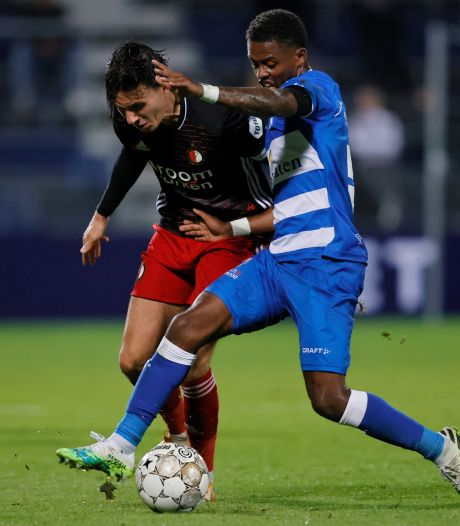 Samenvatting | PEC Zwolle - Feyenoord