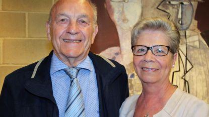 Huwelijksbootje Gustaaf en Lea vaart 50 jaar