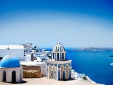 In populair Griekenland vier je relatief het goedkoopst vakantie
