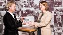 Vorig jaar nam Marit van Egmond het roer over van Wouter Kolk.