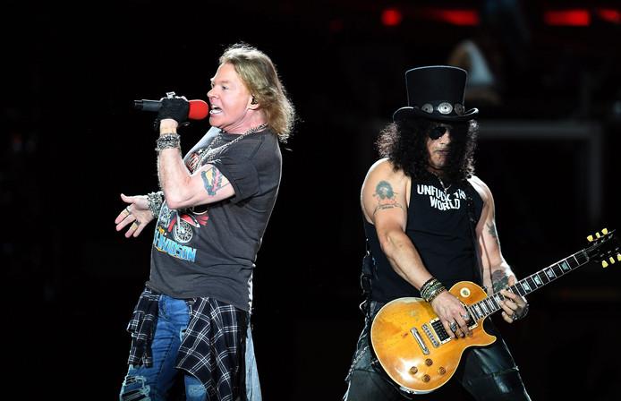 De clip van het nummer Sweet Child O' Mine van Guns N' Roses heeft de grens van 1 miljard views op YouTube overschreden.
