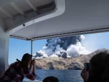 Huwelijksreis verandert in nachtmerrie: echtpaar zwaar verbrand bij vulkaanuitbarsting