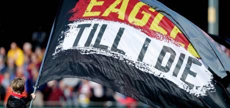 LIVE | GA Eagles zonder zes sterkhouders tegen TOP Oss; debuut Büttner