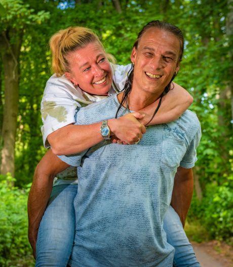 Michel was pas getrouwd, maar viel als een blok voor Annette: 'Dus koos ik voor Annette'