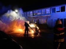 Autobrand in Mullegenstraat Tilburg: politie onderzoekt oorzaak