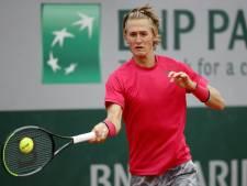 Amerikaanse qualifier Korda mag het nu opnemen tegen idool Nadal: 'Mijn kat heette Rafa'